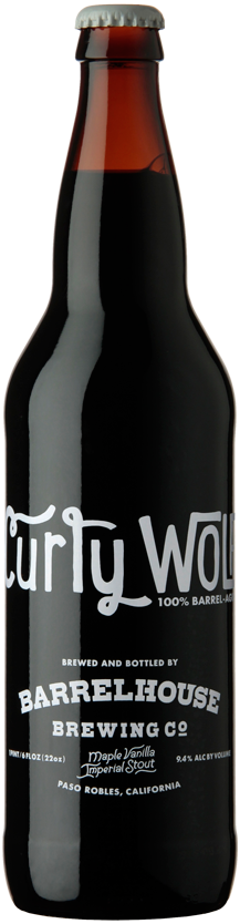 Curly Wolf Bottle