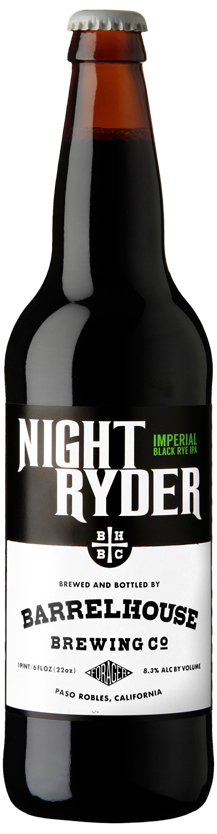 BHBC Night Ryder Bottle