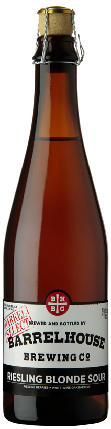Riesling Blonde Sour Barrel-Select