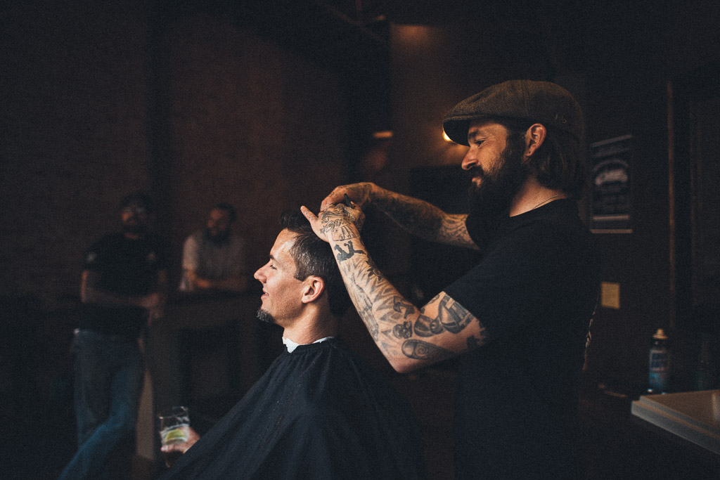BarrelHouse BarberShop Day Now Open